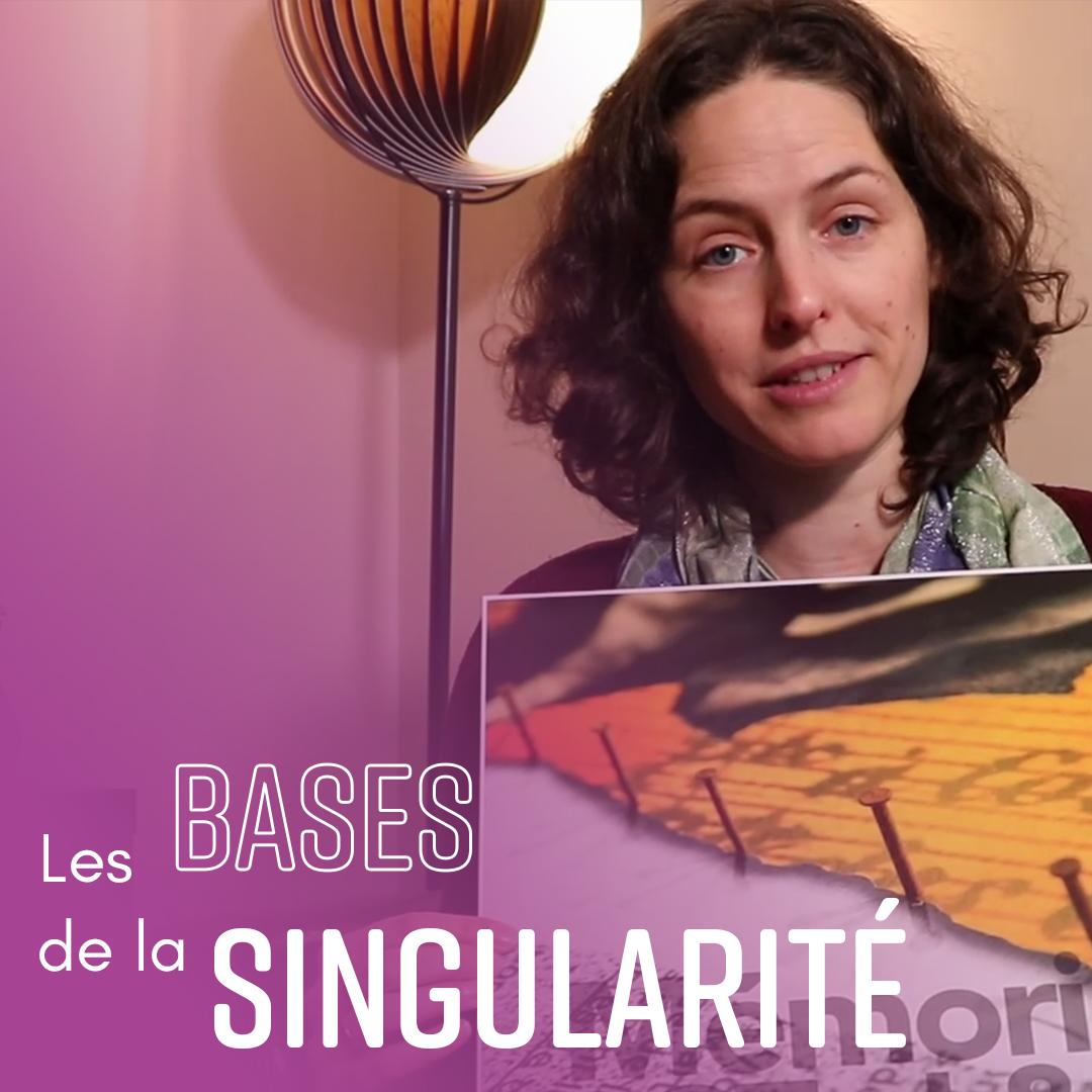 Les bases de la singularité - Emily Gonneau - Indie Up